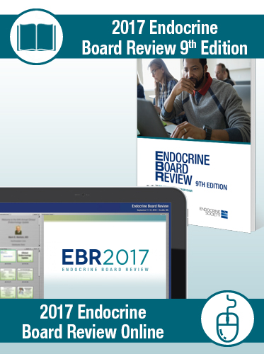 Endocrine Board Review 9th Edition (2017) Bundle